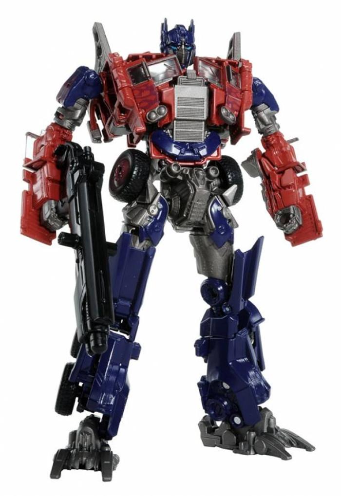 Transformers Movie 10TH Anniversary - MB-01 Evasion Mode Optimus Prime (Reissue)