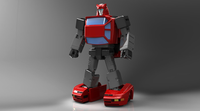 X-Transbots - MM-X Toro