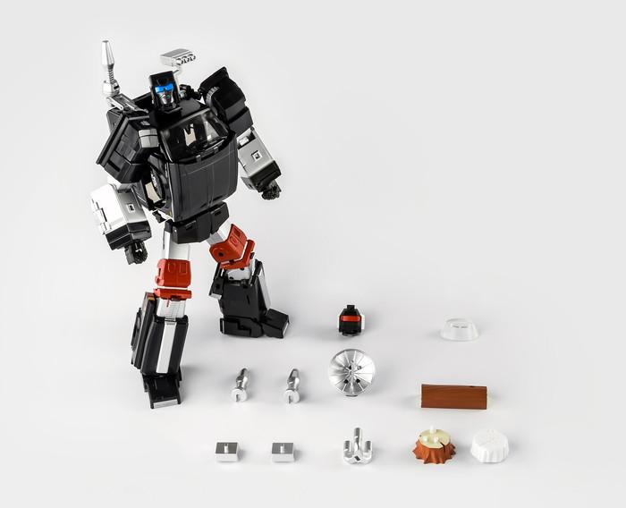 X-Transbot - MX-VIII - Aegis