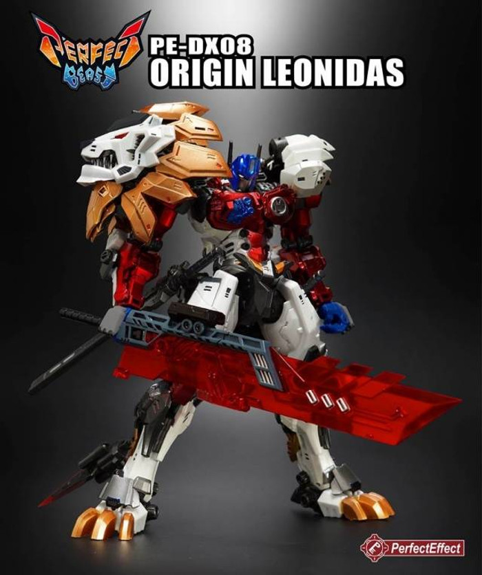 Perfect Effect - PE-DX08 Origin Leonidas
