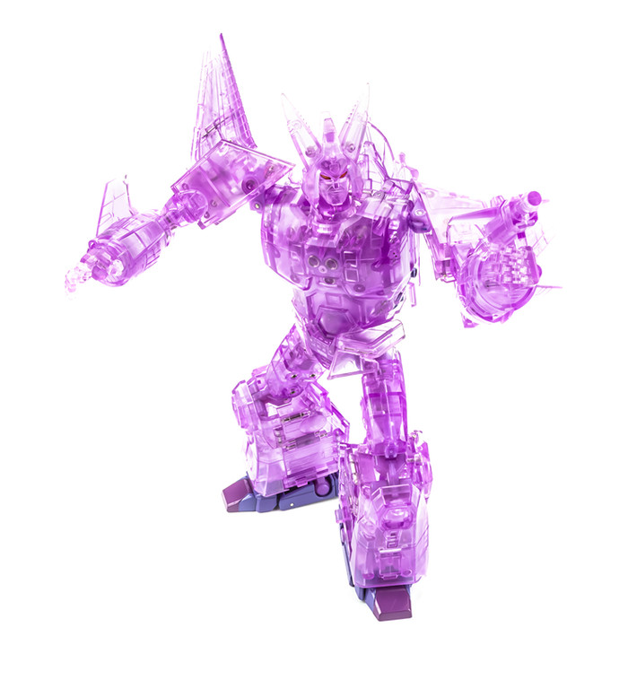 X-Transbots - MX-III Eligos - Clear Version Limited Edition