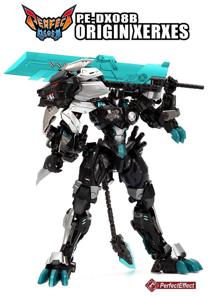 Perfect Effect - PE-DX08B Origin Xerxes