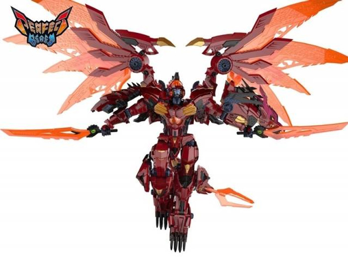 Perfect Effect - PE-DX09 Mega Doragon