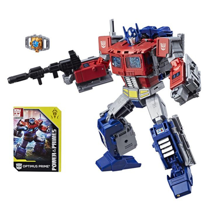 Transformers Generations Power of The Primes - Leader Optimus Prime