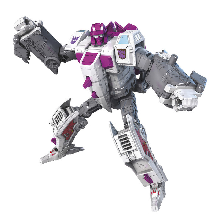 Transformers Generations Power of The Primes - Voyager Hun-Gurr