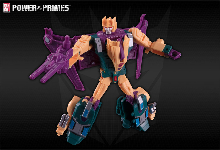 Takara Power of the Primes - PP-22 Terrorcon Cutthroat