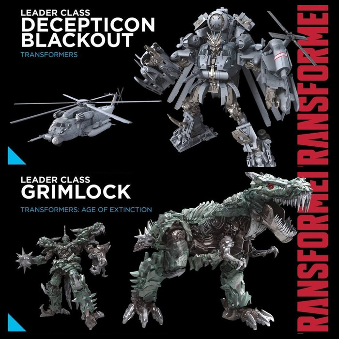Transformers Generations Studio Series - Leader Wave 1 - Set of 2