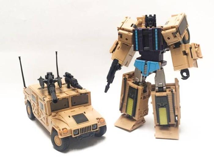 Zeta Toys - A-05 Racket