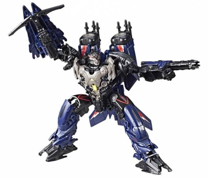 Transformers Generations Studio Series - Voyager Thundercracker