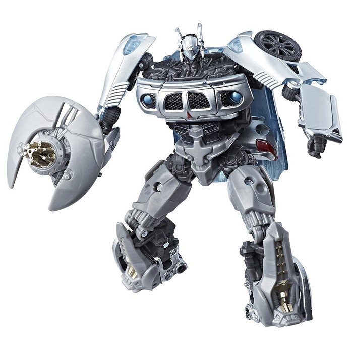 Transformers Generations Studio Series - Deluxe Jazz