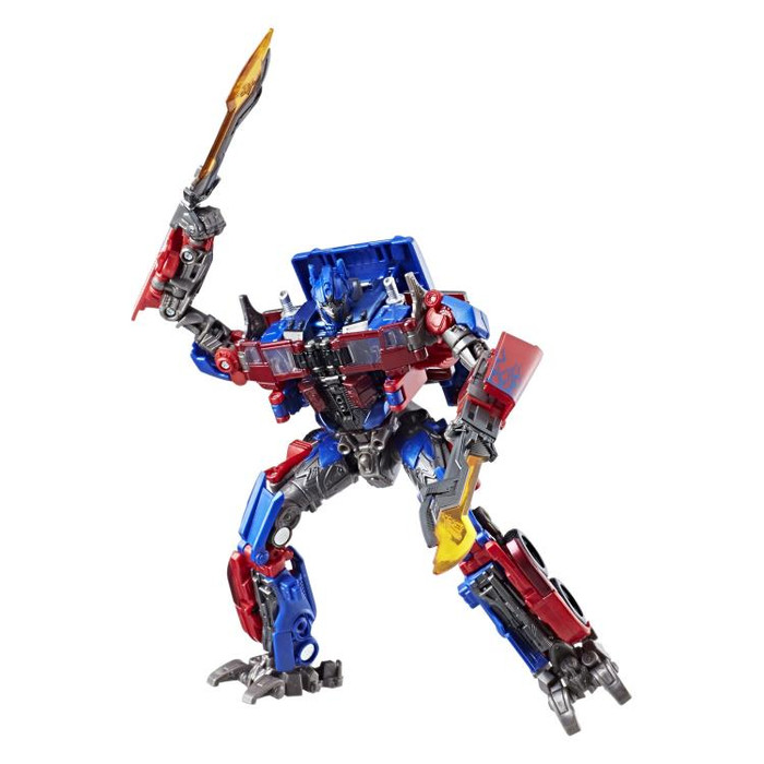 Transformers Generations Studio Series - Voyager Optimus Prime