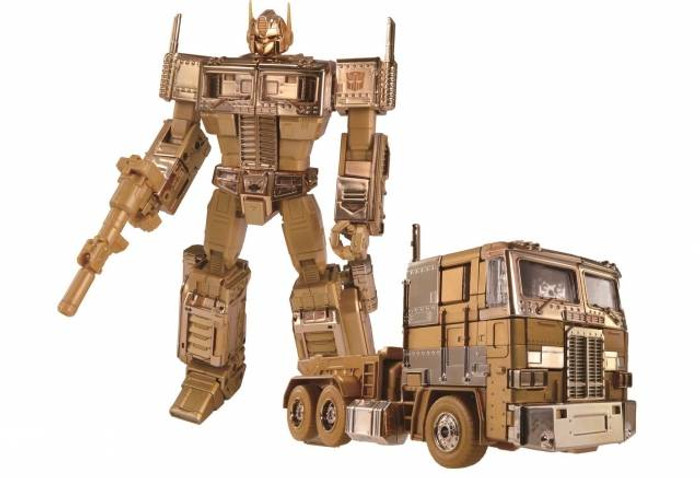 MP-10G Masterpiece Golden Lagoon Convoy