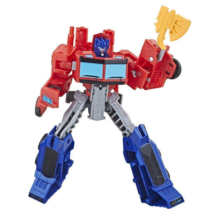 Transformers Cyberverse - Warrior Optimus Prime