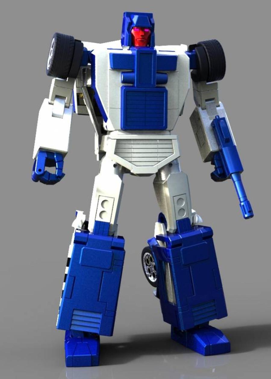 X-Transbots - MX-13 Crackup