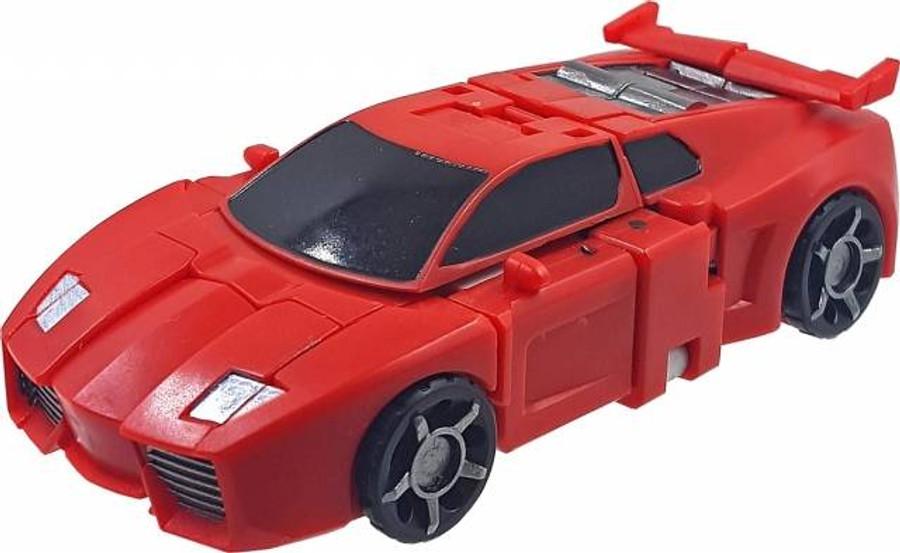 Iron Factory - IFEX26 Racing Bros - Blaze Dash and Bolt Rush