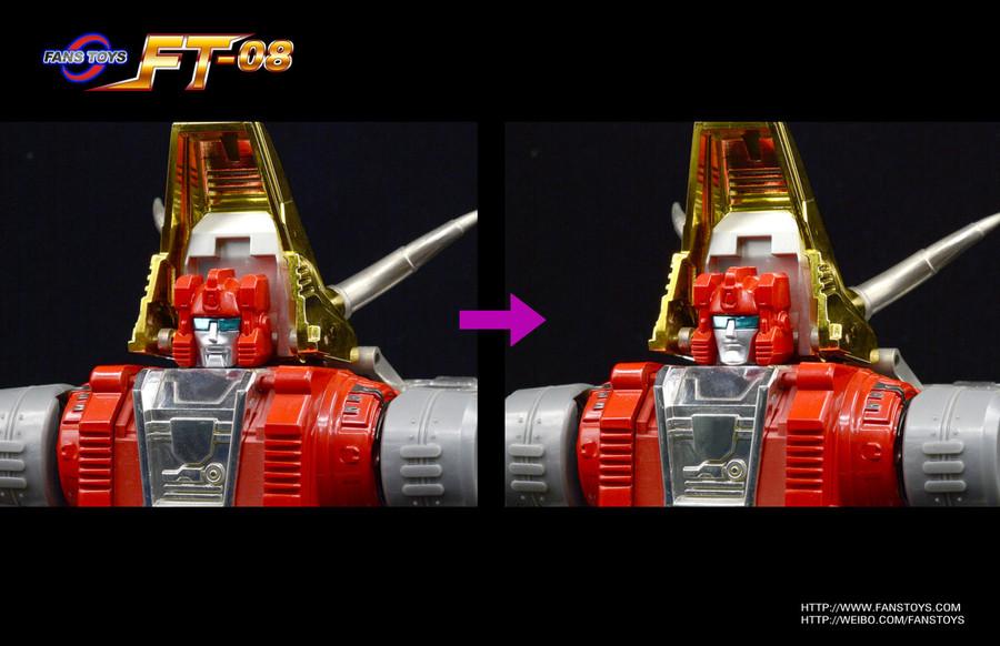 Fans Toys - FT-08 Grinder Re-issue