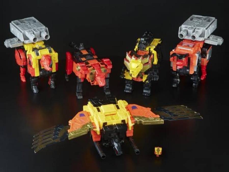 Transformers Generations Power of The Primes - Predaking