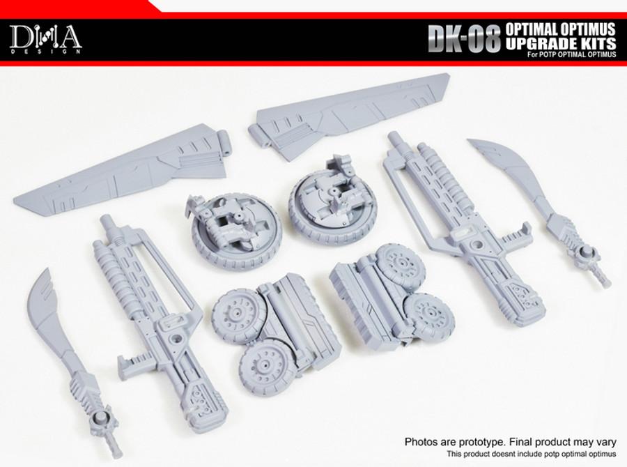 DNA Design - DK-08 Optimal Optimus Upgrade Kit