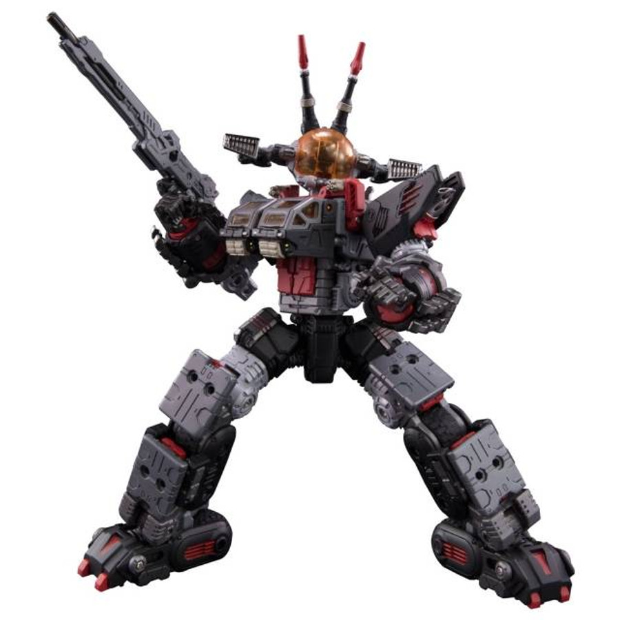 Diaclone Reboot - DA-29 Battle Buffalo MK-IV Striker