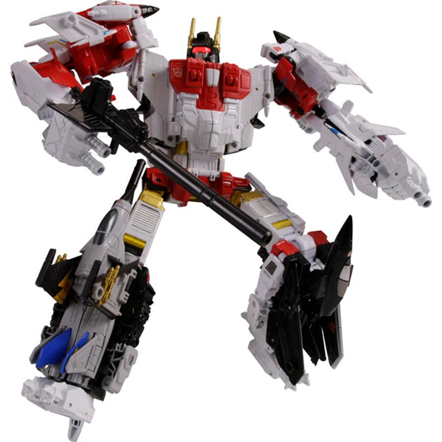 Transformers Unite Warriors - UW-01 - Superion (Reissue)