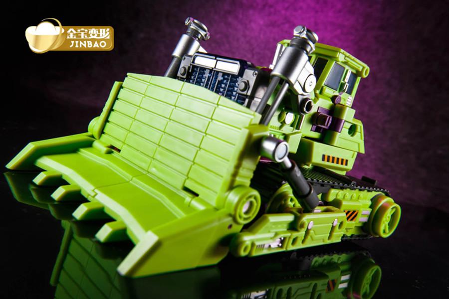 Jin Bao - Defermation - Destroy Force Builder D - Part A Set of 2