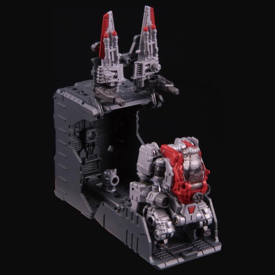 Diaclone Reboot - DA-30 Powered System Maneuver Gamma & Delta Set