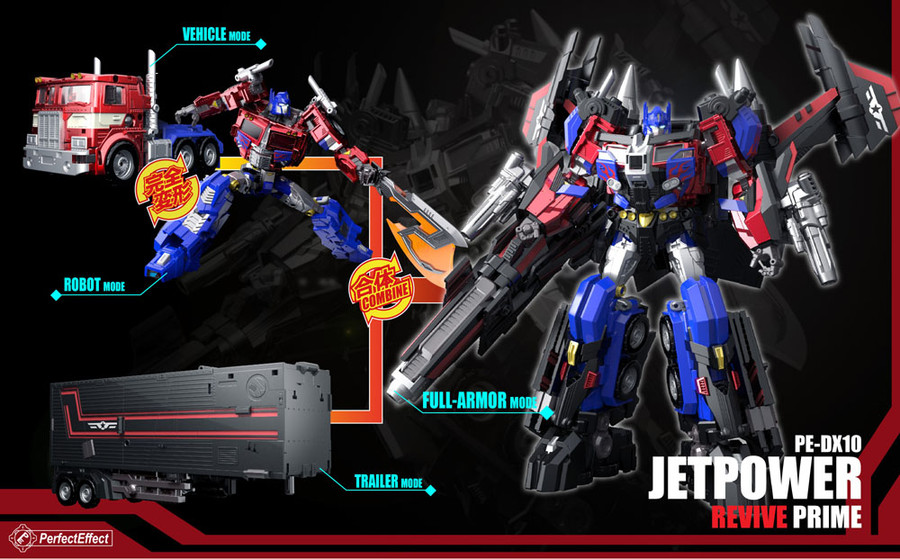 Perfect Effect - PE-DX10 Jetpower Revive Prime