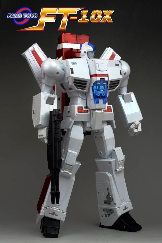 Fans Toys - FT-10X Phoenix Limited Edition