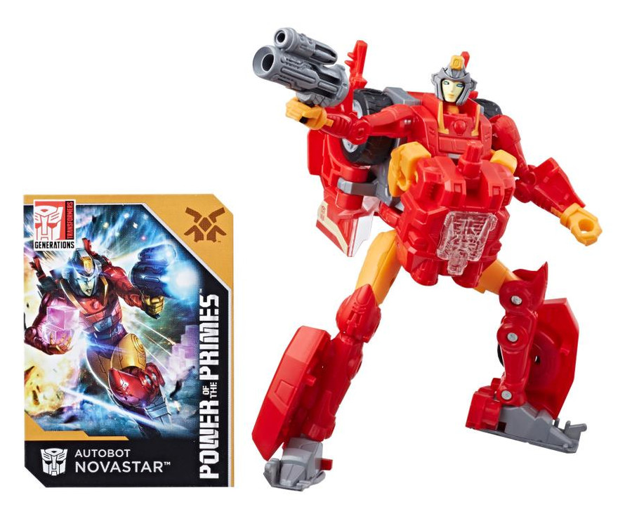 Transformers Generations Power of The Primes - Deluxe Novastar