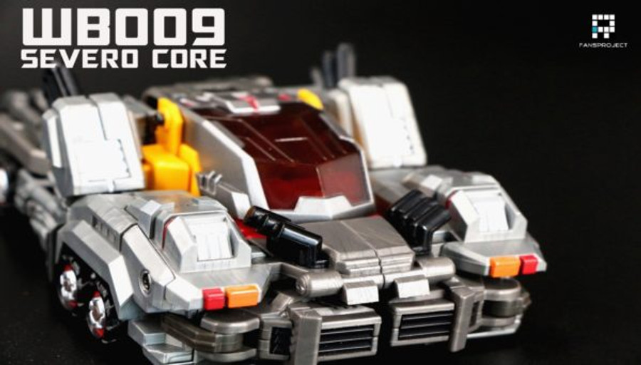 FansProject - Warbot WB009 Severo Core