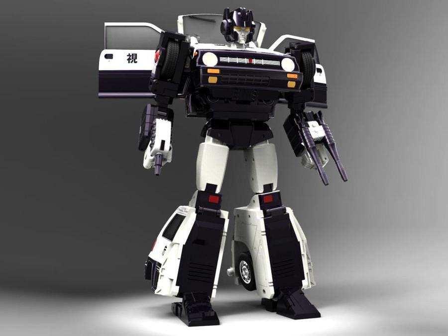 X-Transbots - MX-XVIIT Taiho