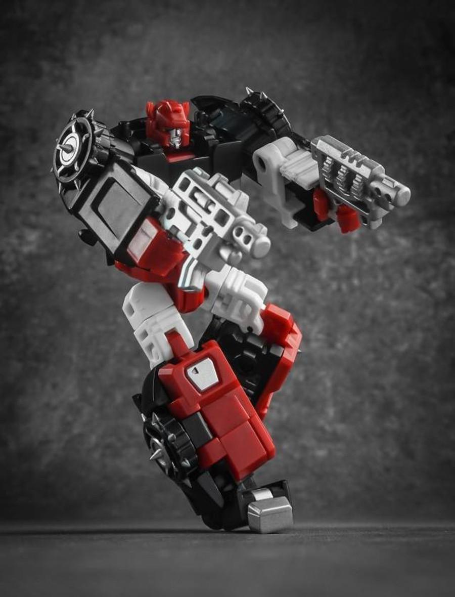 Iron Factory - IFEX26H Racing Bros - Heavymetal