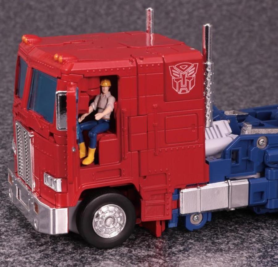 MP-44 Masterpiece Convoy 3.0