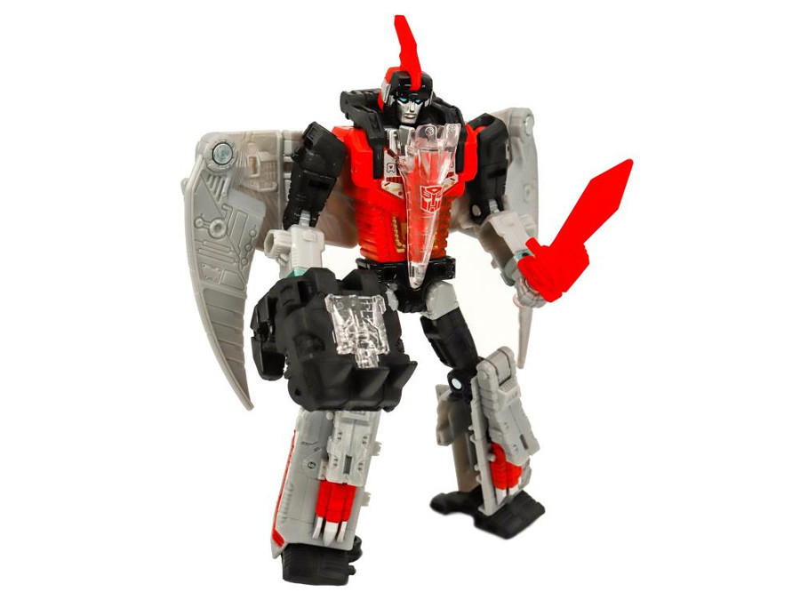Transformers Generations Selects - Deluxe Red Swoop