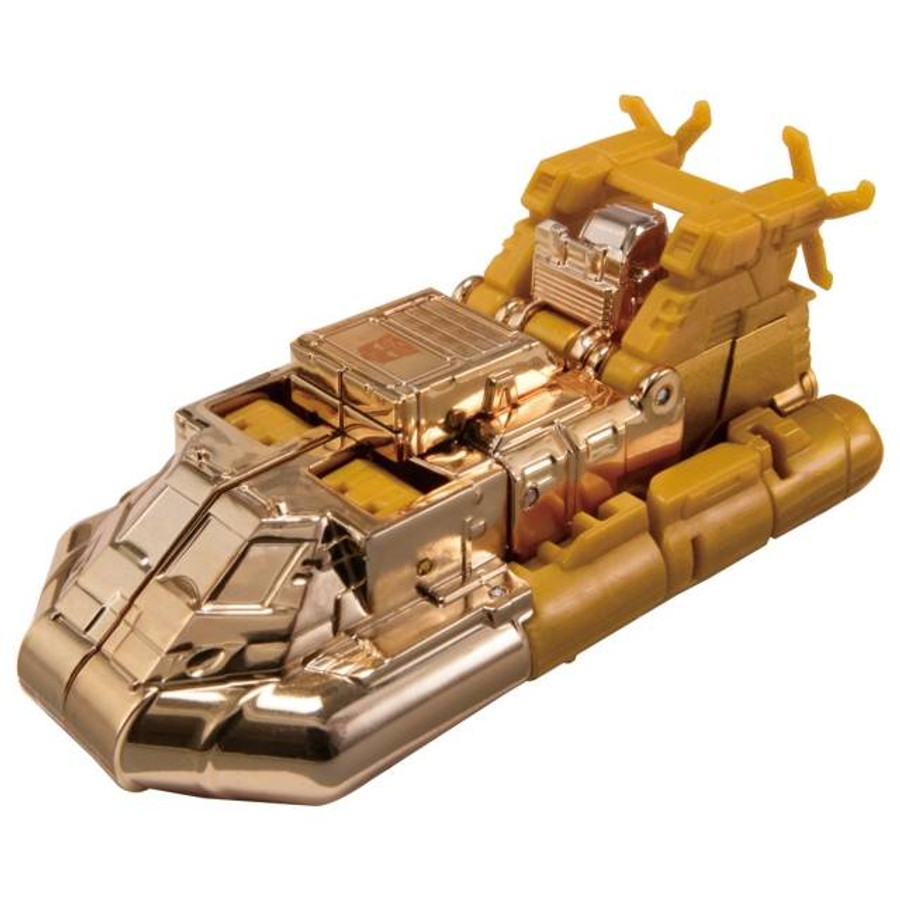 Transformers Golden Lagoon - Beachcomber, Perceptor, and Seaspray Set of 3 - Wonderfest Exclusive