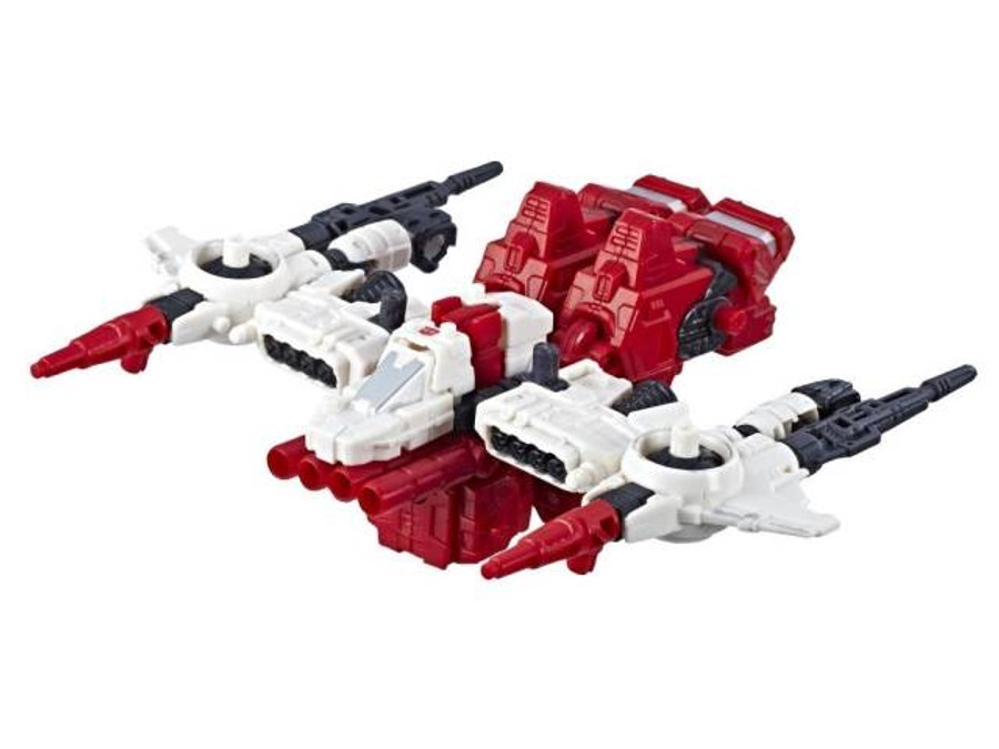 Transformers Generations Siege - Deluxe Wave 2 Set of 4