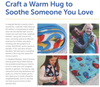 Soothe someone you love with Weighted Blankets
