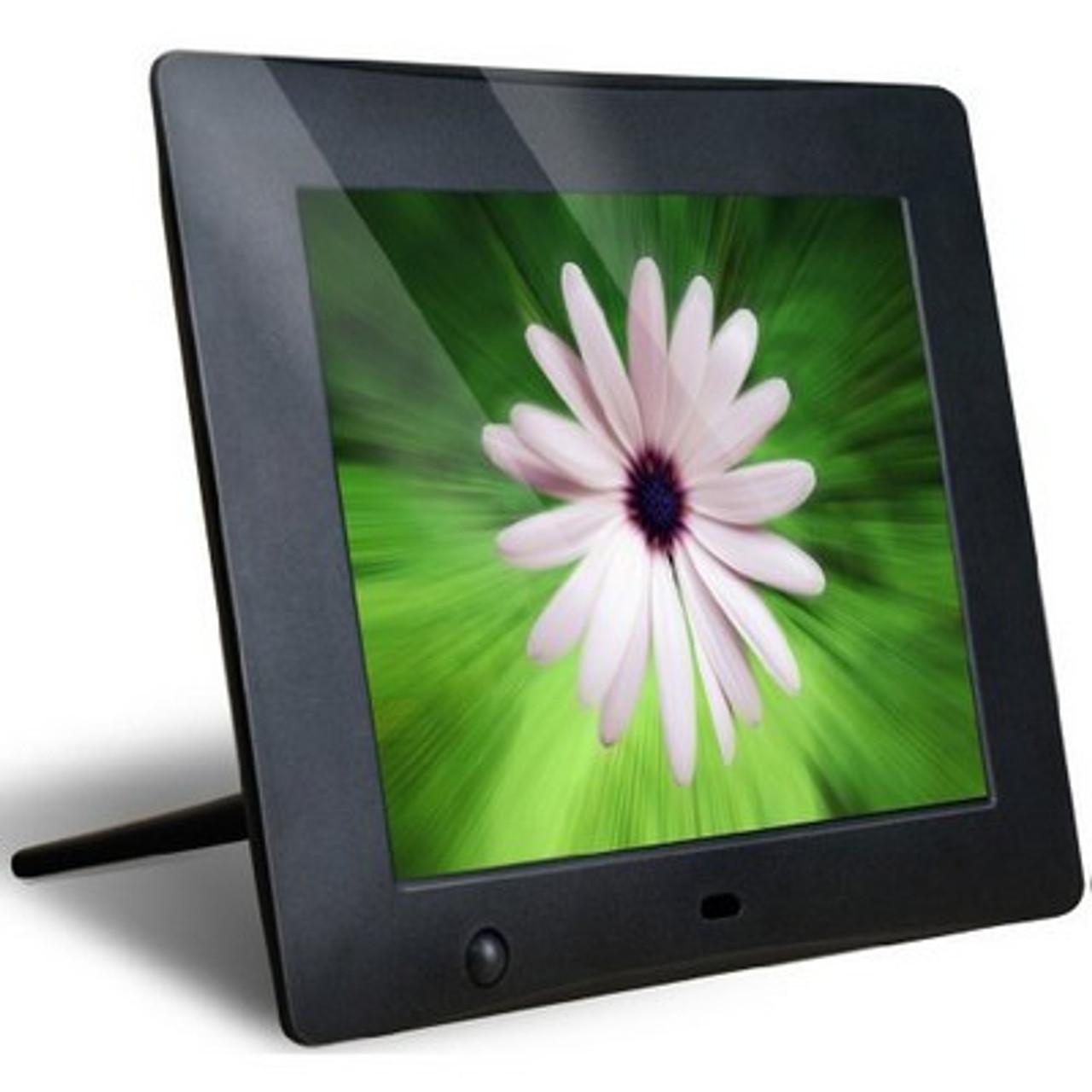NIX X08D 8 inch Hi-Res Digital Photo Frame with Motion Sensor ...