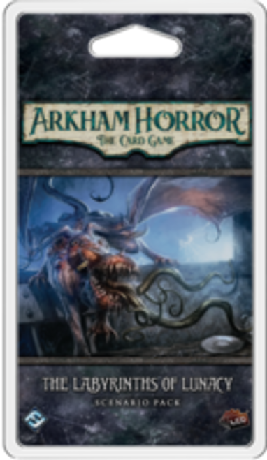 Arkham Horror: The Card Game – The Labyrinths of Lunacy Scenario