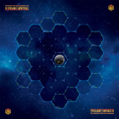 Twilight Imperium (Fourth Edition): Galactic Playmat