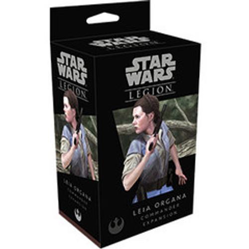 Star Wars: Legion Leia Organa Commander Expansion