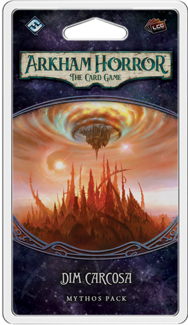 Arkham Horror: The Card Game – Dim Carcosa Mythos Pack