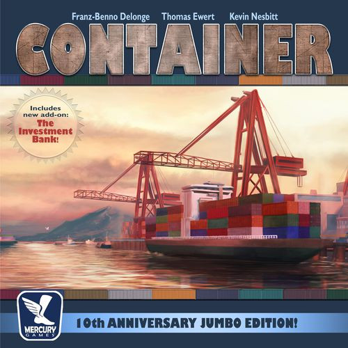 Container: 10th Anniversary Jumbo Edition