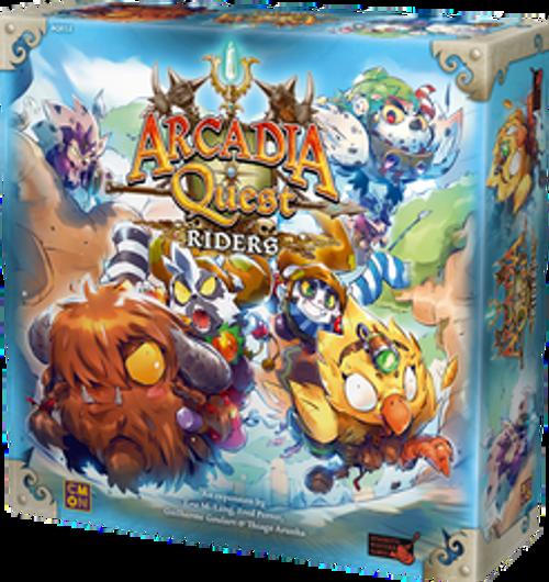 Arcadia Quest: Riders