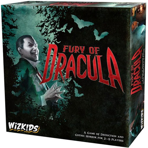 Fury of Dracula ( fourth edition )