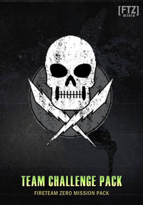 Fireteam Zero: Mission Pack – Team Challenge