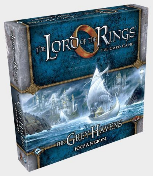 The Lord of the Rings LCG: The Grey Havens
