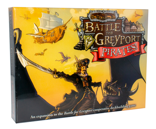 The Red Dragon Inn - Battle for Greyport  – Pirates!