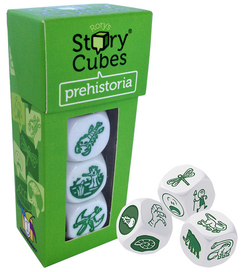 Rory's Story Cubes: Prehistoria
