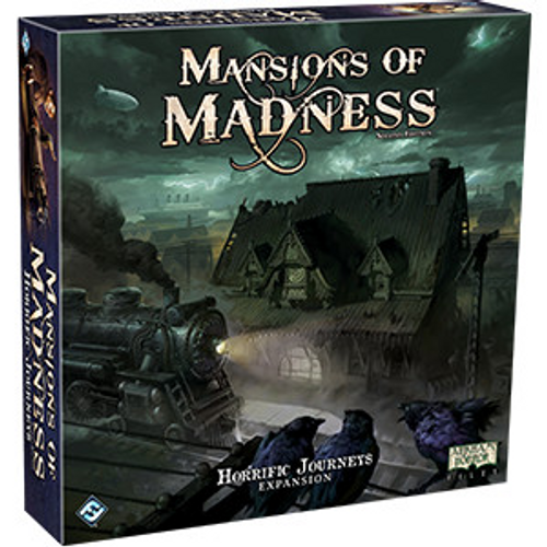 Mansions of Madness: Second Edition –  Horrific Journey